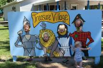 kids at treasure village