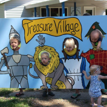 kids at treasure village